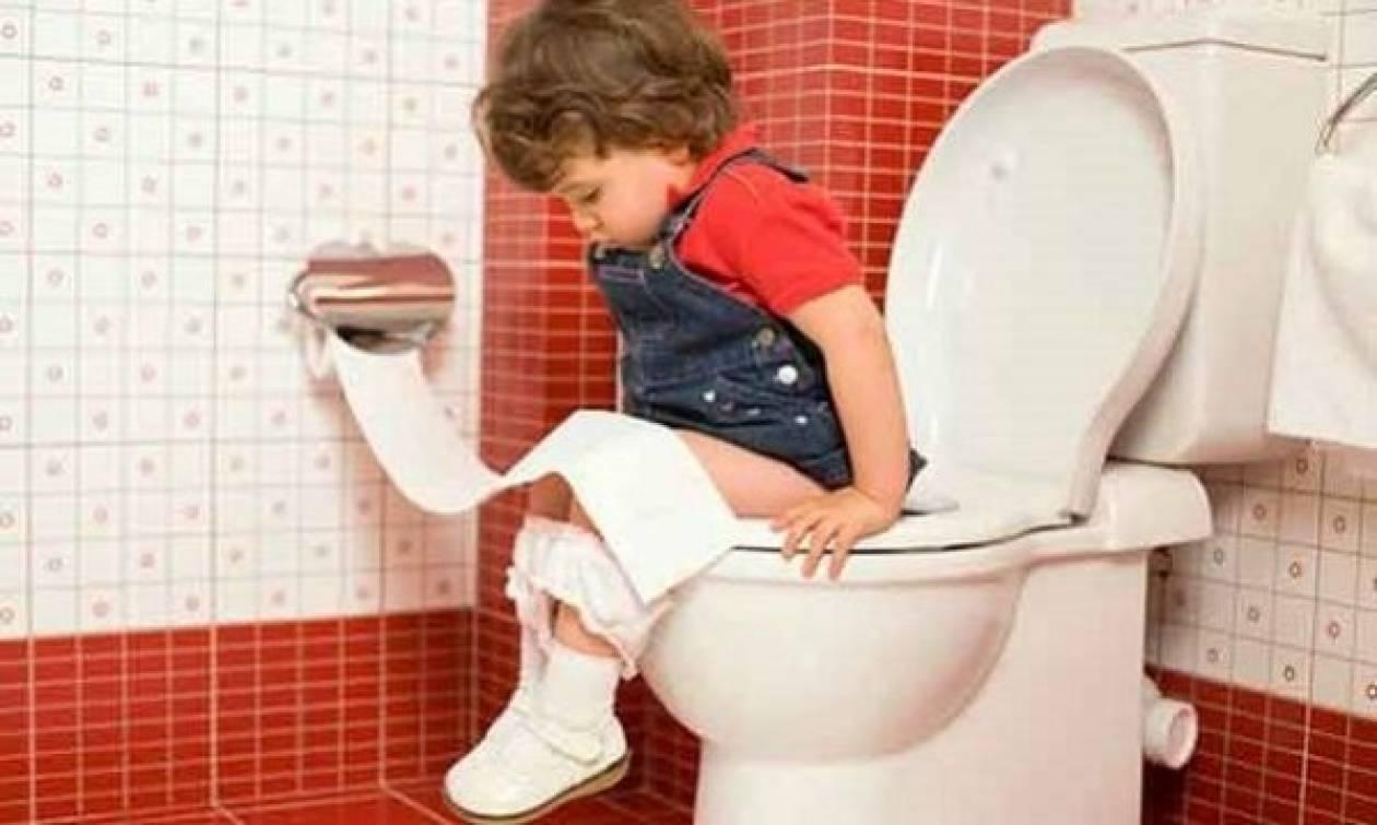 Παιδιά και Δυσκοιλιότητα – Πώς μπορούμε να τα βοηθήσουμε;