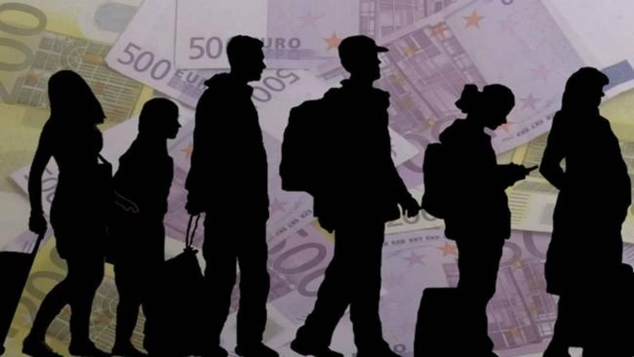 Η μετανάστευση συνέβαλε στην μείωση του πληθυσμού της  Πορτογαλίας