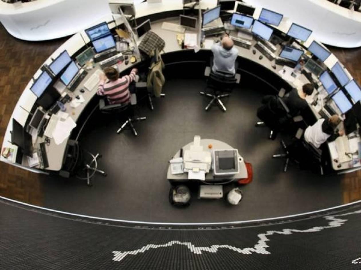 Ευρωπαϊκά Χρηματιστήρια: Κλείσιμο με άνοδο πλην της Ζυρίχης