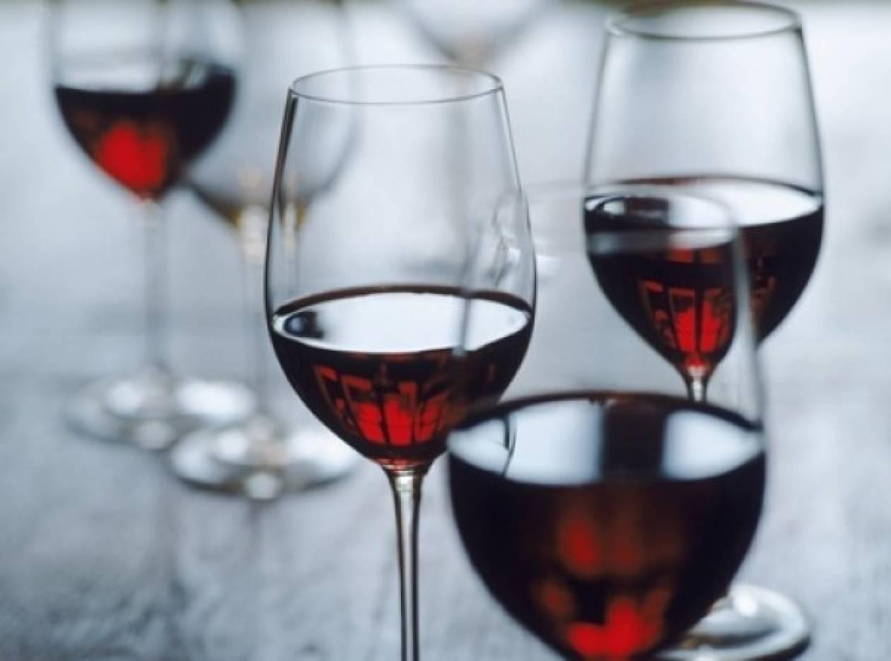 Το κόκκινο κρασί κάνει καλό στην υγεία μας