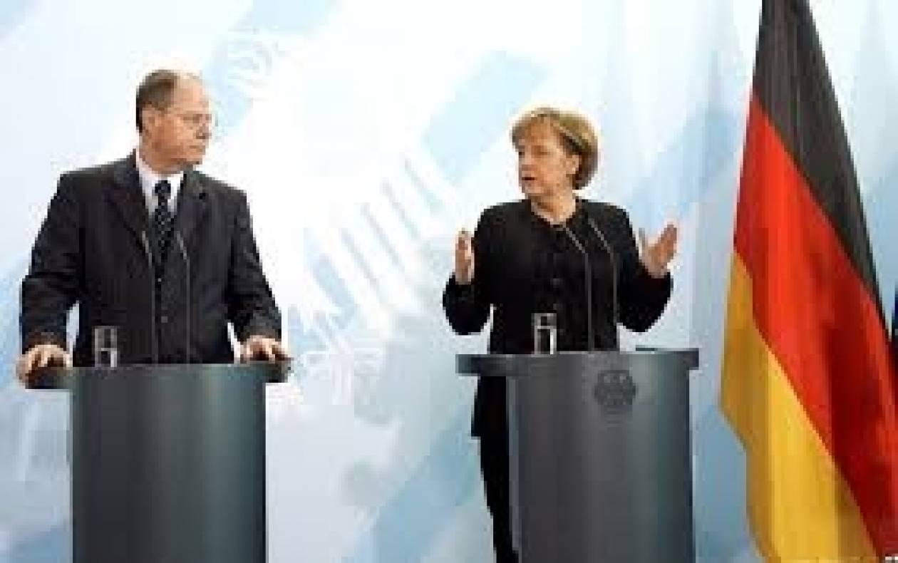 Γερμανία:Πρόοδος στις διαπραγματεύσεις για σχηματισμό κυβέρνησης