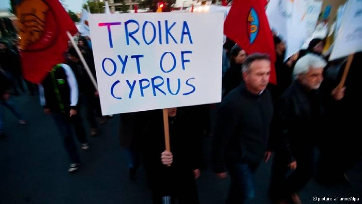 Γεμάτο με συναντήσεις και σήμερα το πρόγραμμα της Τρόικα στην Κύπρο