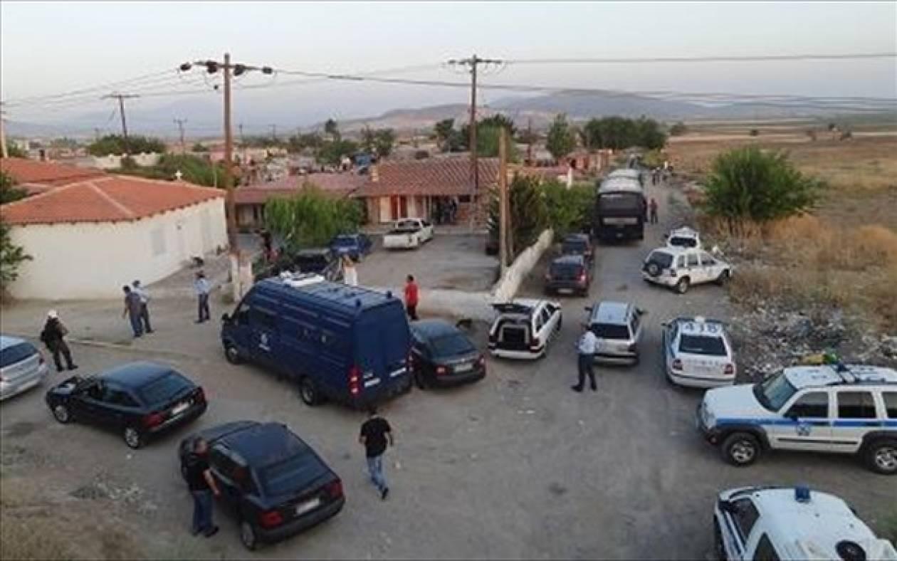 Αστυνομική επιχείρηση σε καταυλισμούς Ρομά στην Ηλεία