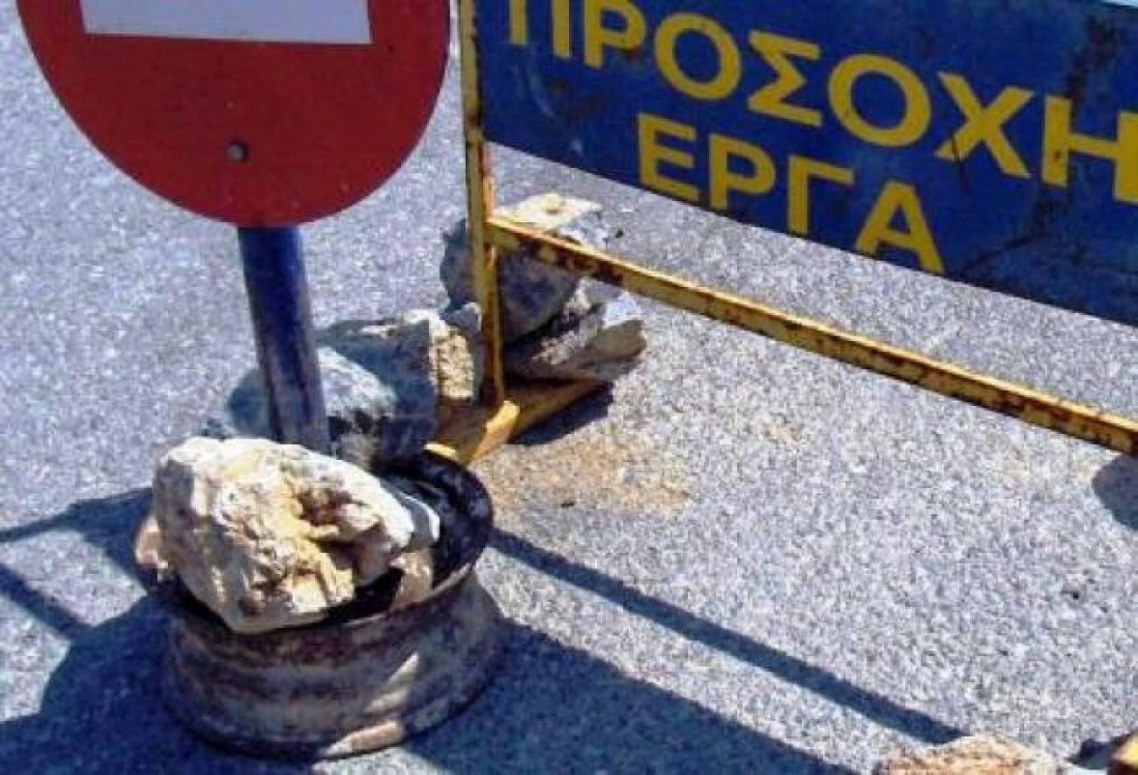 ΠΡΟΣΟΧΗ: Ώρες ταλαιπωρίας στην εθνική οδό Αθηνών-Λαμίας