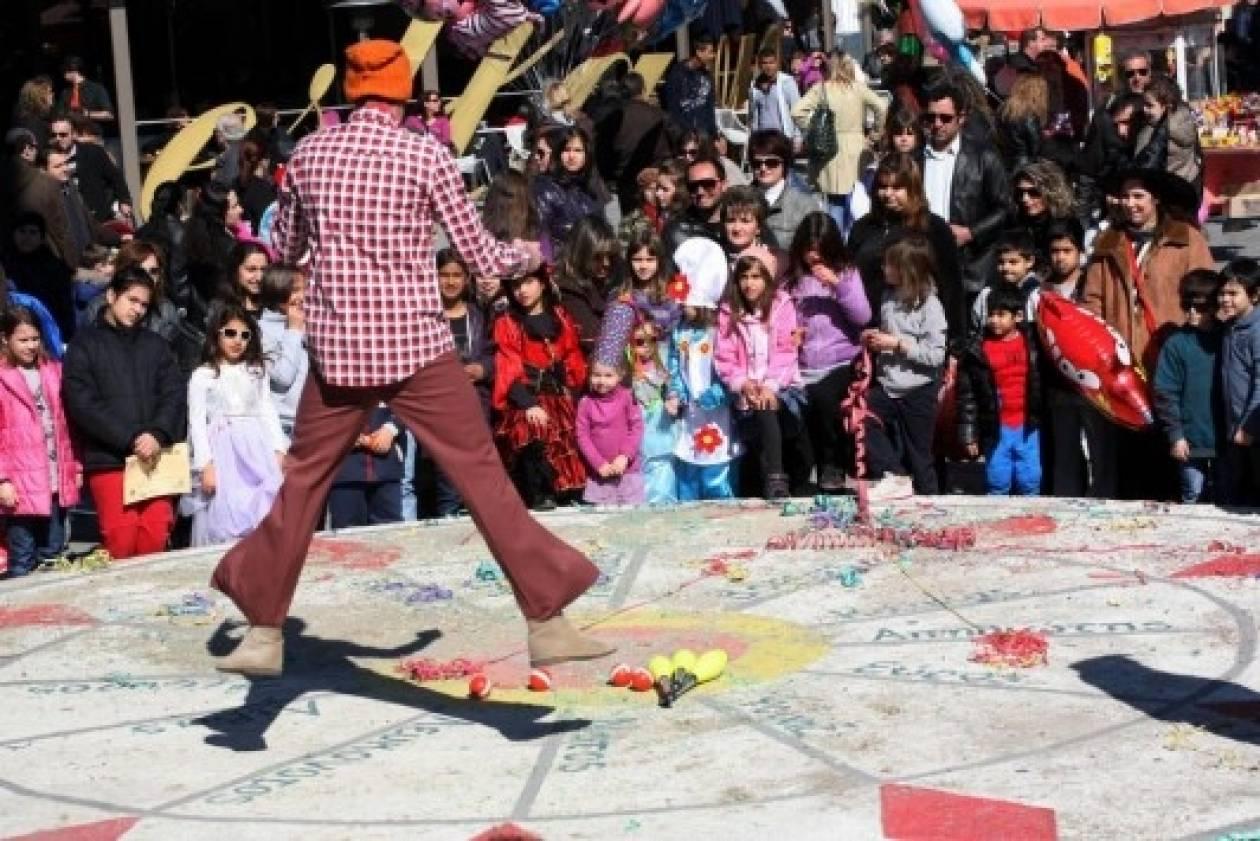 Κοινωνικό τσίρκο στη Θεσσαλονίκη