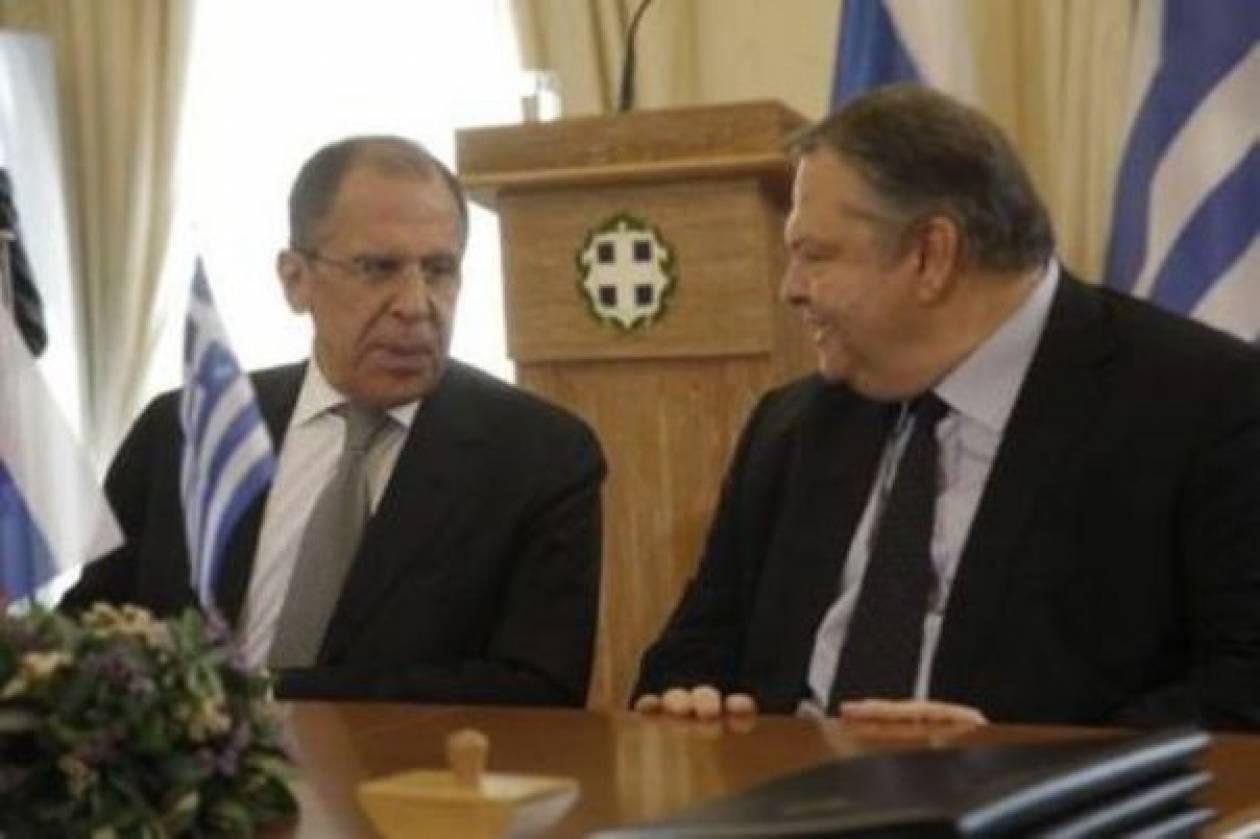 Λαβρόφ: Οι ελληνορωσικές σχέσεις αποκτούν θετική δυναμική!