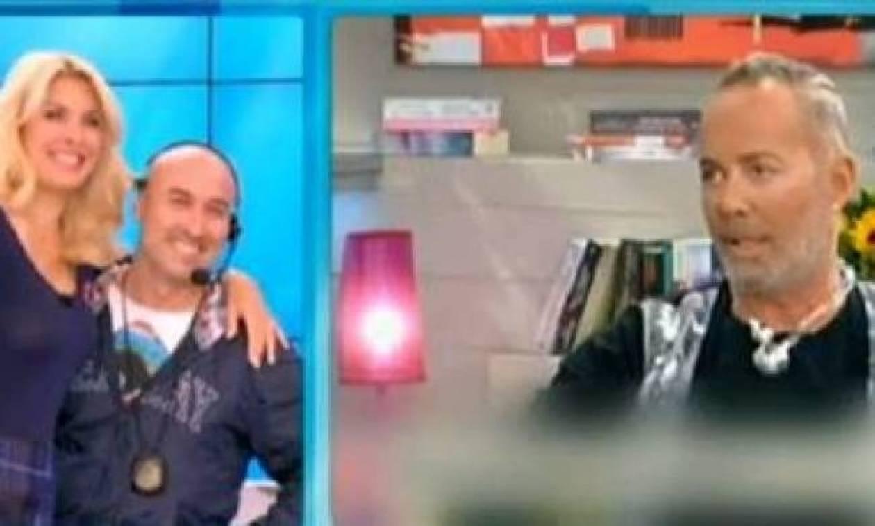 Η καζούρα της Μενεγάκη σε συνεργάτη της για όσα είπε ο Λάκης Γαβαλάς!