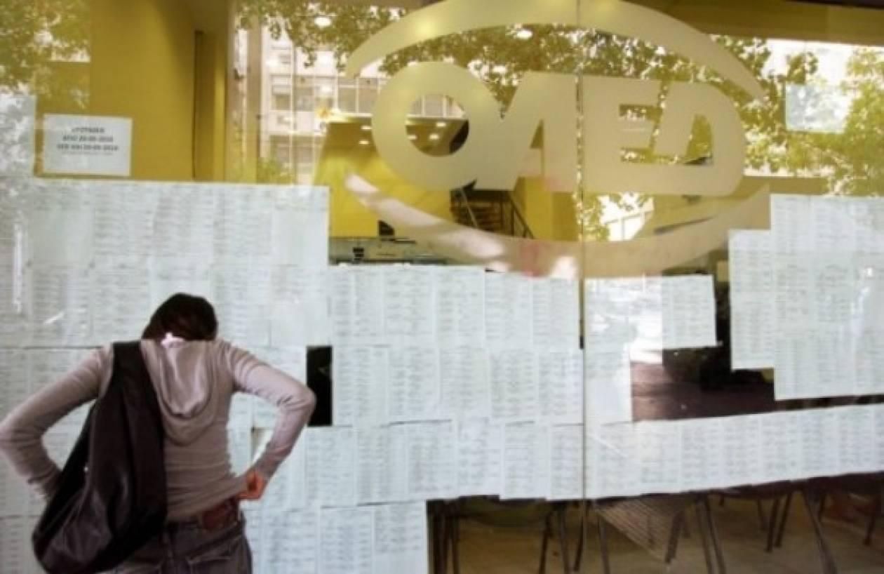 ΟΑΕΔ: Προσωρινά αποτελέσματα για 10.000 θέσεις εργασίας