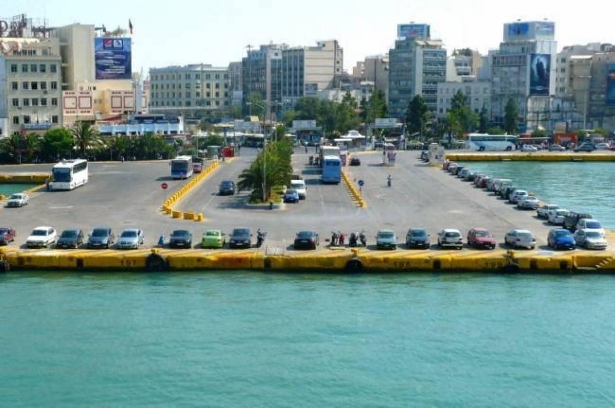 Τροχαίο με τραυματία έναν 70χρονο στο λιμάνι του Πειραιά