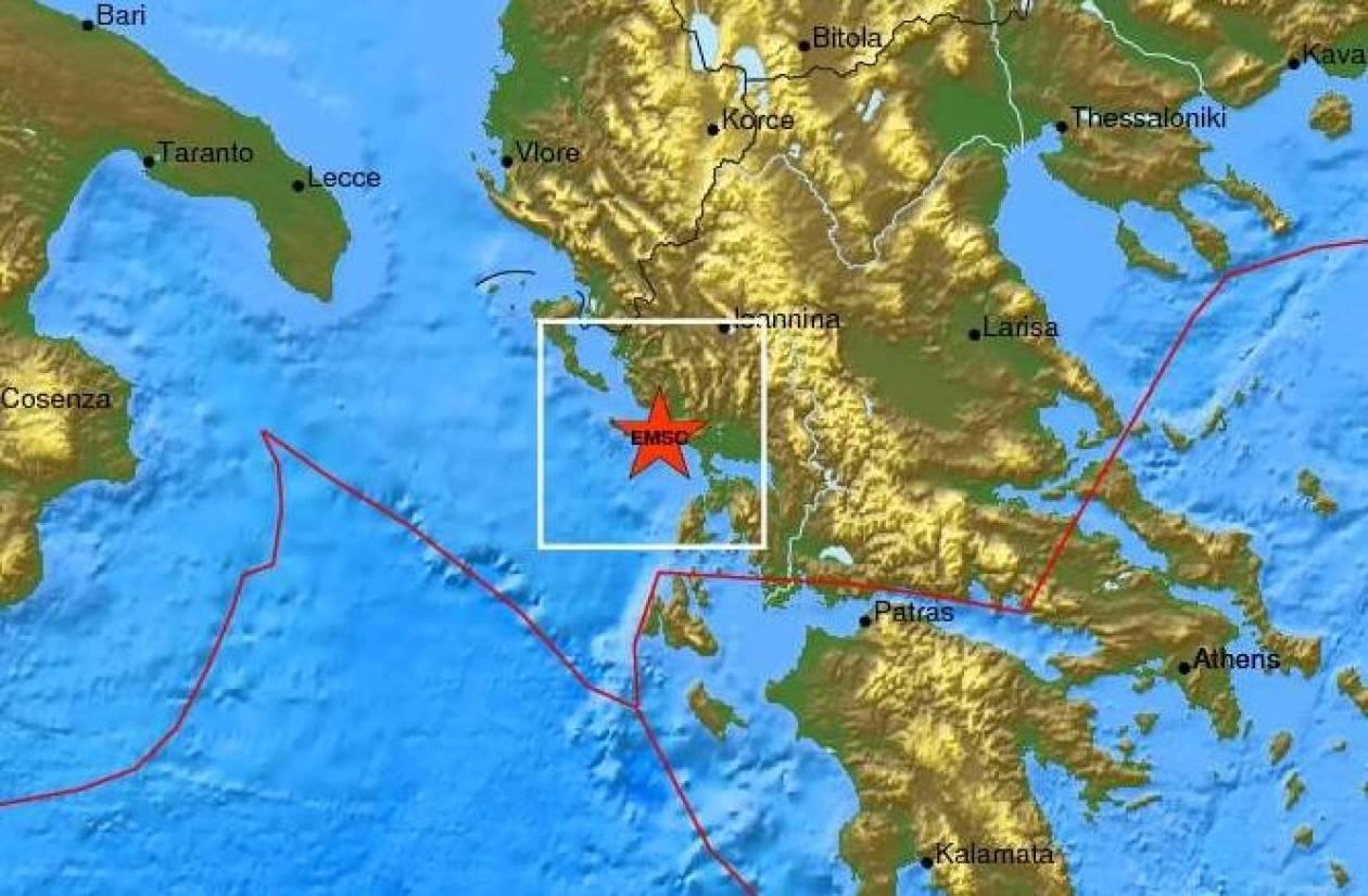 Νέος σεισμός 3,2 Ρίχτερ στον ελλαδικό χώρο