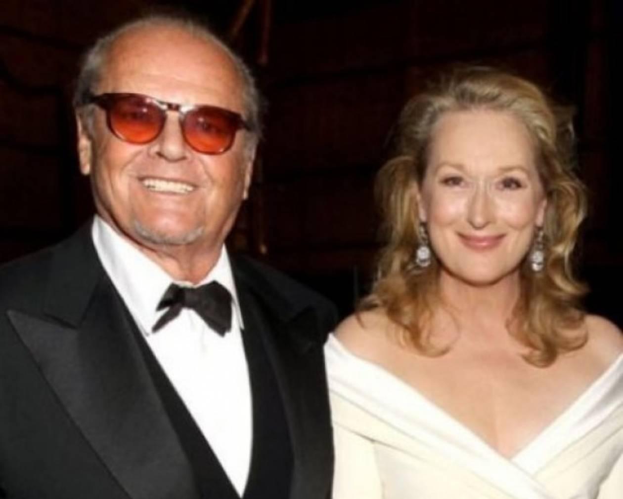 Σκάνδαλο:Ούτε η παντρεμένη Meryl Streep δεν αντιστάθηκε στον Nicholson