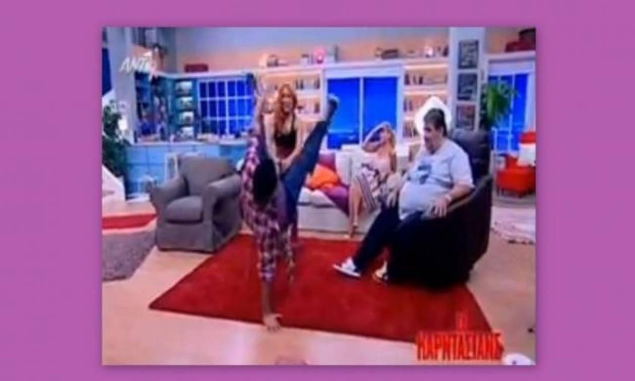 Απολαυστικό βίντεο: Ο αισθησιακός χορός του Αρναούτογλου στον Σταρόβα