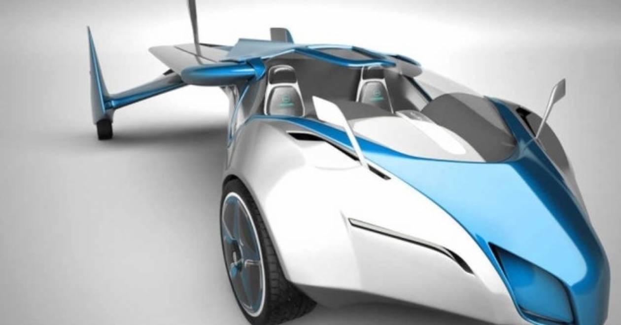 Το ιπτάμενο αυτοκίνητο Aeromobil 2.5