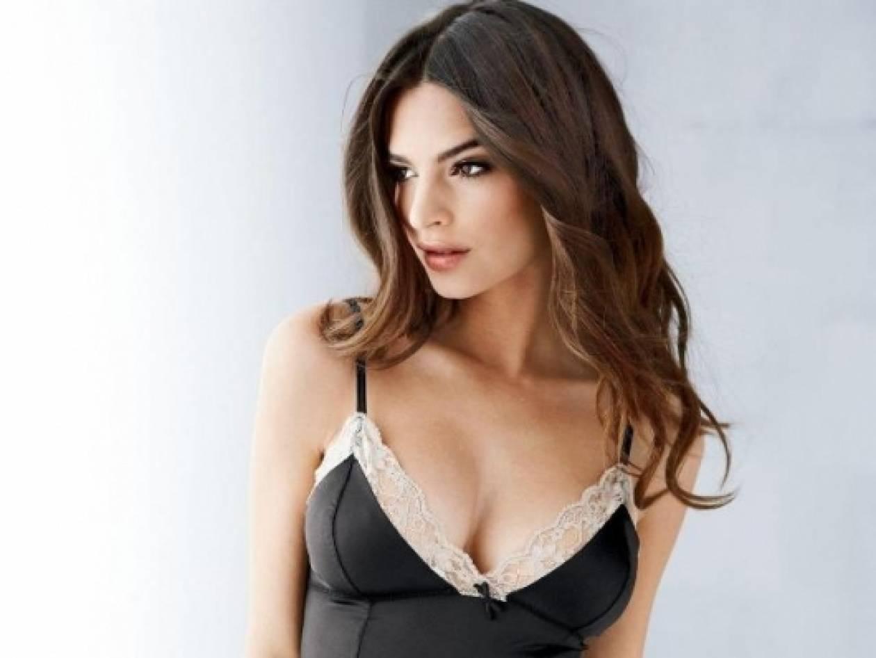 Emily Ratajkowski – H Δίδυμος γυναίκα της χρονιάς του Esquire