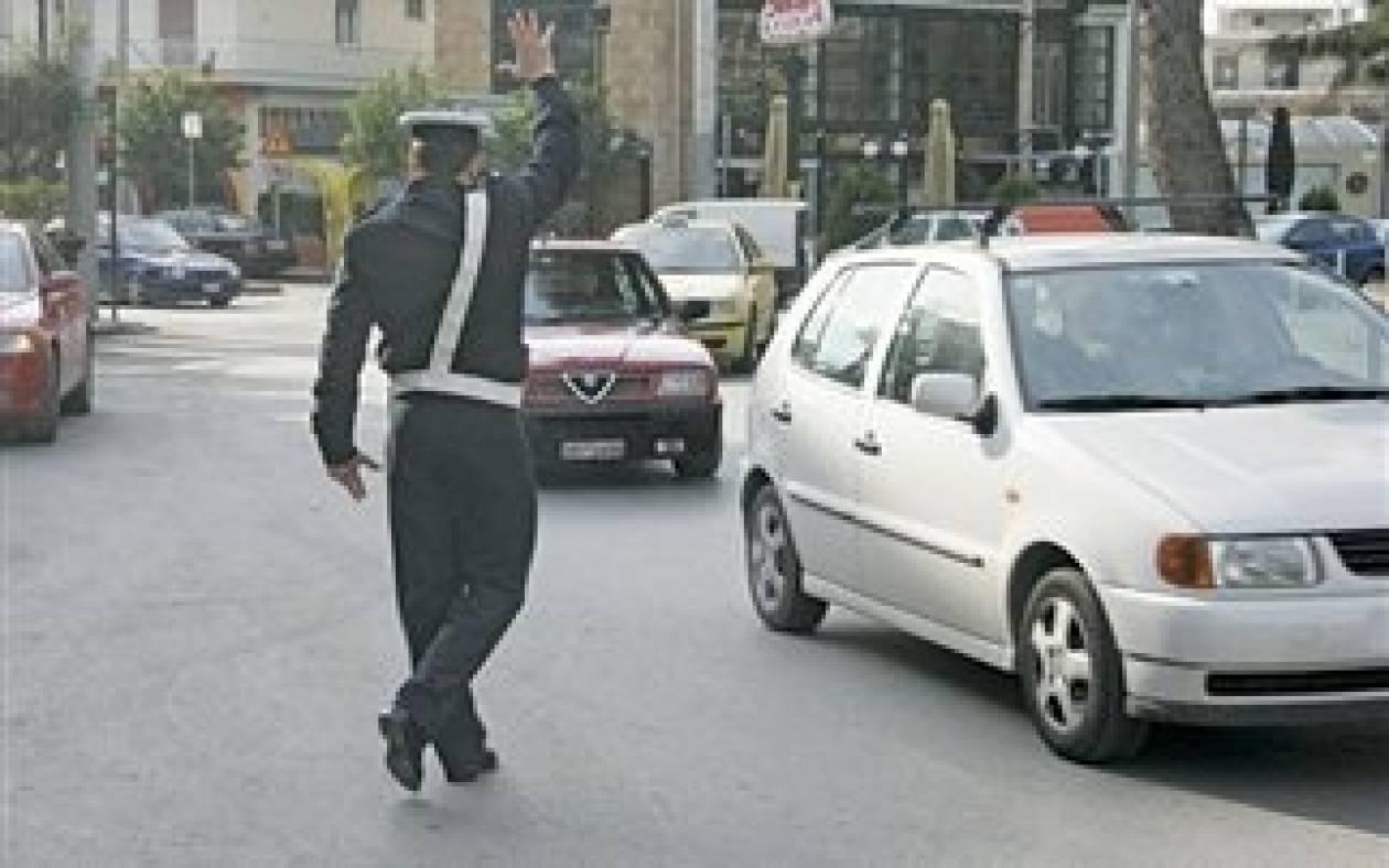 Εντατικοί έλεγχοι από την τροχαία στο κέντρο της Αθήνας