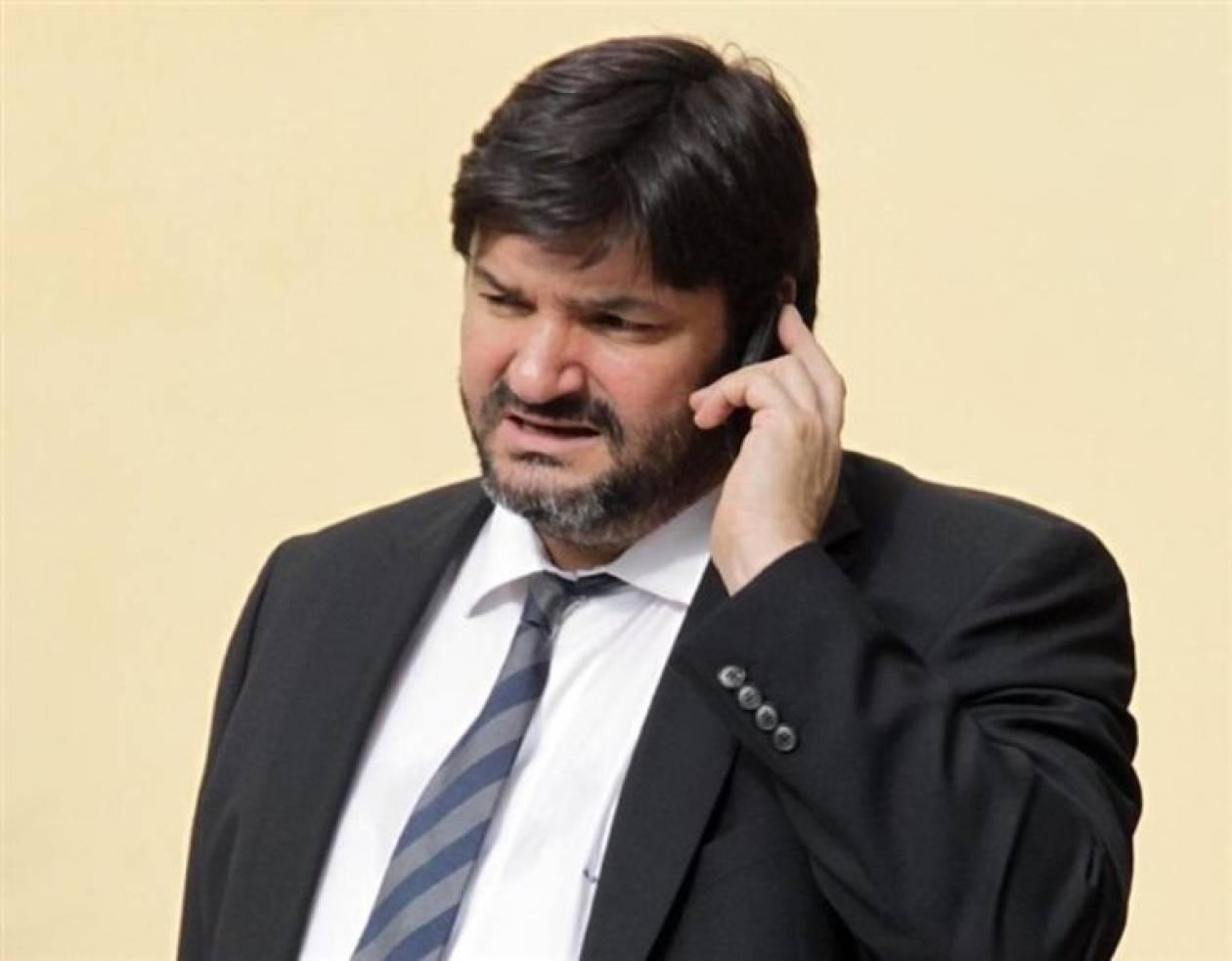 Φ. Κρανιδιώτης: Το ΠΑΣΟΚ λεηλάτησε την Ελλάδα επί 30 χρόνια