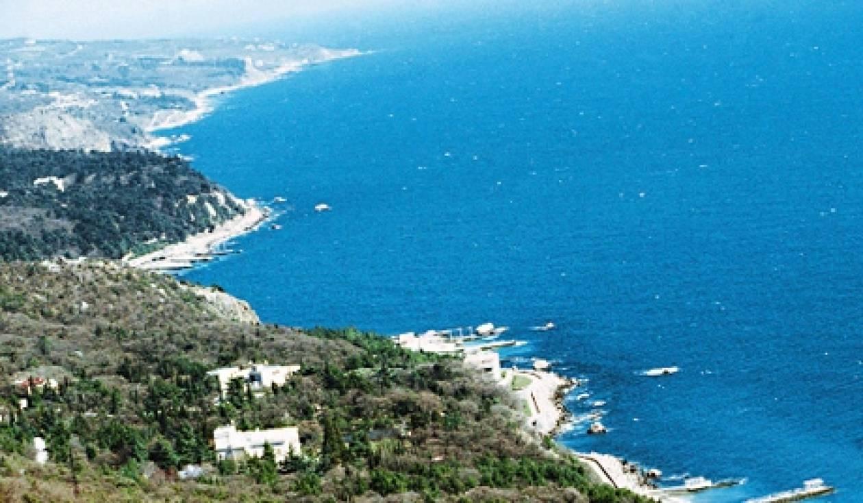 Τα χημικά όπλα δηλητηριάζουν τις παραλίες της Κριμαίας