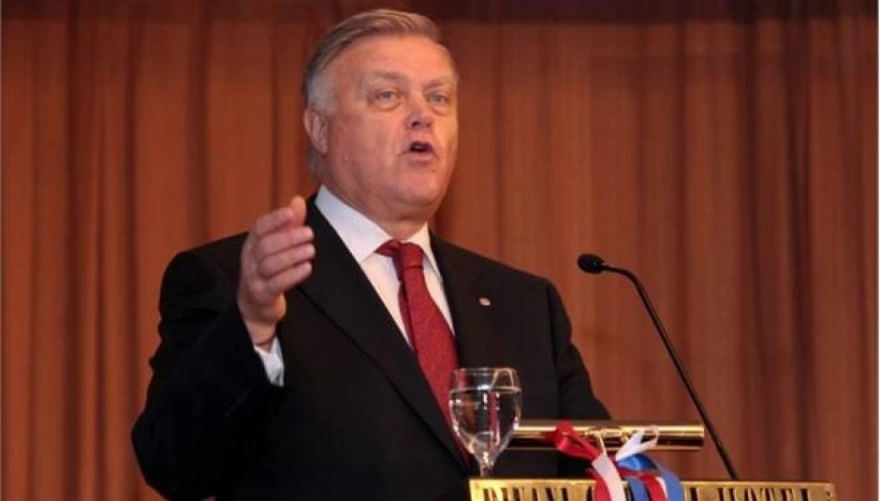 ΑΠΟΚΑΛΥΨΗ: Τι έγινε στο κρυφό ραντεβού Σαμαρά με τον ρώσο «Mr.ΟΣΕ»