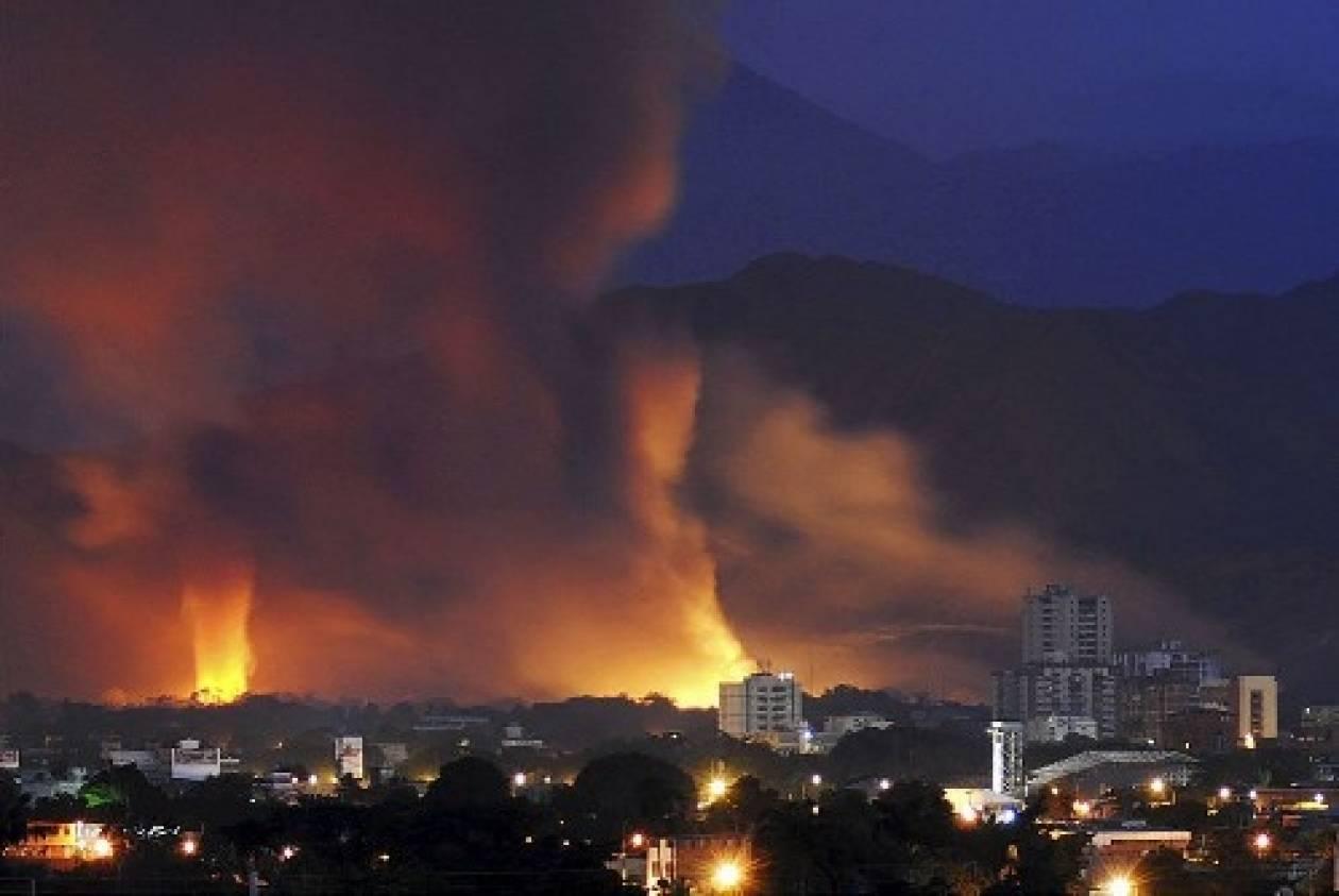 Συρία: Οι εκρήξεις στη Λαττάκεια οφείλονται σε ισραηλίτικο βομβαρδισμό