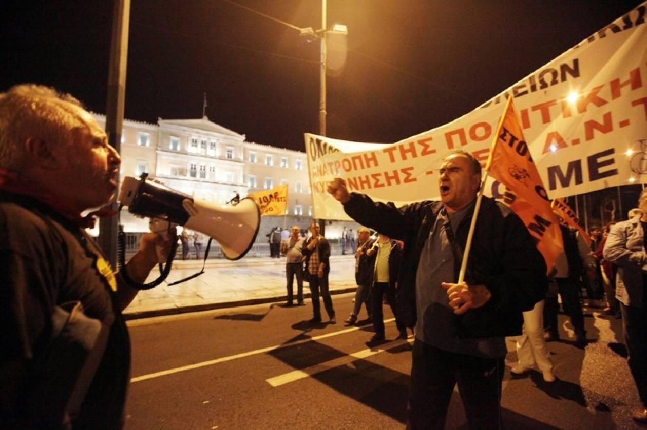 Πανεκπαιδευτικά συλλαλητήρια σε όλη την Ελλάδα