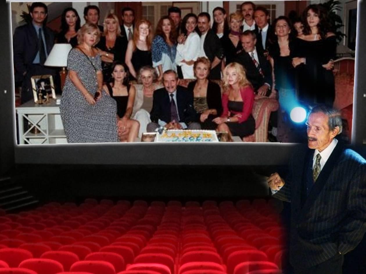 Νίκος Φώσκολος: Ο «πατέρας» των σήριαλ και των ταινιών