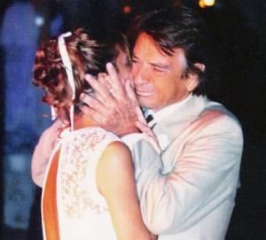 Όταν ο σταρ Νίκος Κούρκουλος πάντρεψε την κόρη του Μελίτα!