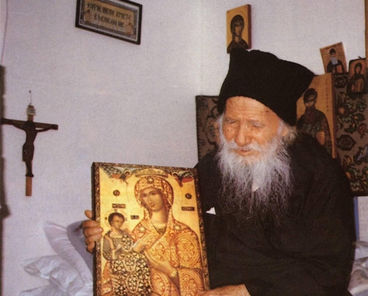 Επίσημα Άγιος της Ορθόδοξης Εκκλησίας ο Γέροντας Πορφύριος