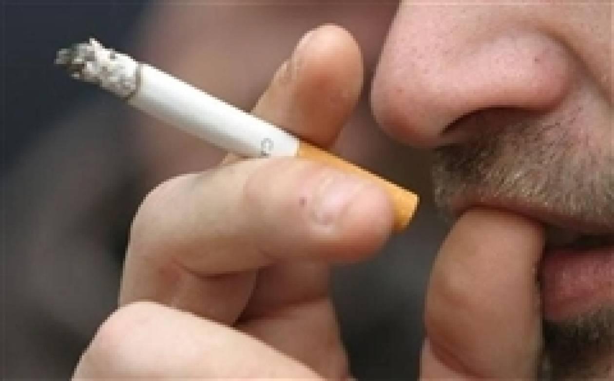 500 ευρώ πρόστιμο αν ανάψεις τσιγάρο