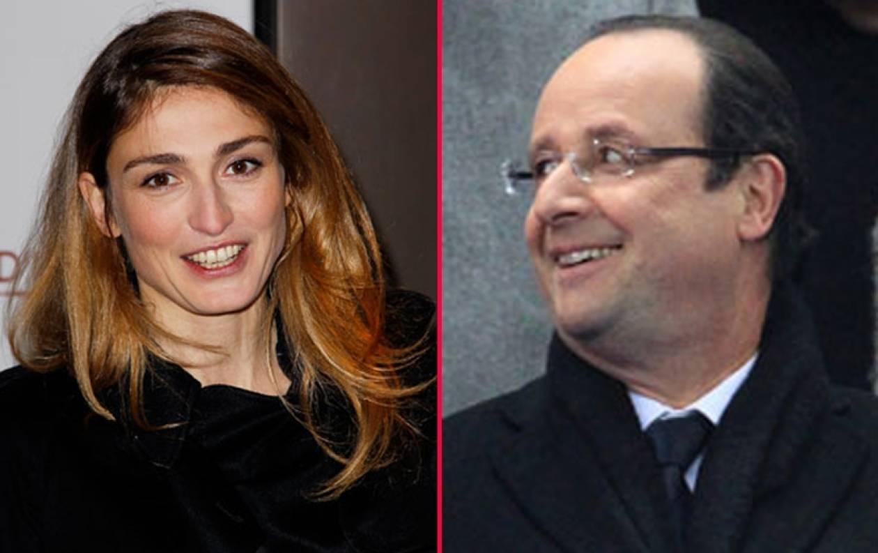 Γαλλία: Σάλος για την «κρυφή ερωμένη» του Φρανσουά Ολάντ