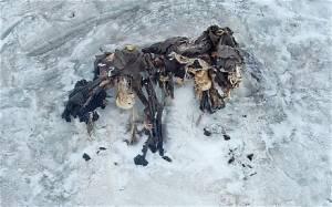 Λιώνουν οι πάγοι και αποκαλύπτουν πτώματα