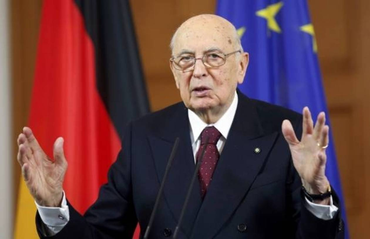 Ναπολιτάνο: Ανησυχώ για το κοινοβούλιο