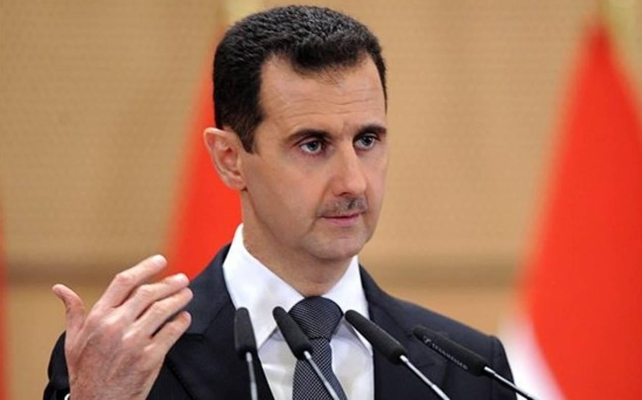 Ικανοποιημένη η συριακή αντιπολίτευση επειδή διαπραγματεύτηκε ο Άσαντ