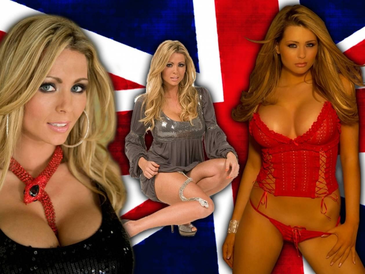 Το κορμί της το φιδίσιο τρελαίνει την Αγγλία!