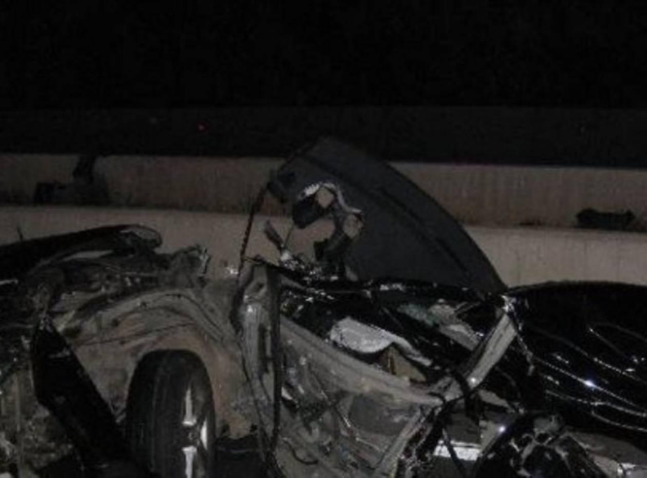 Τραγωδία στην Υλίκη- Νεκρός 35χρονος οδηγός