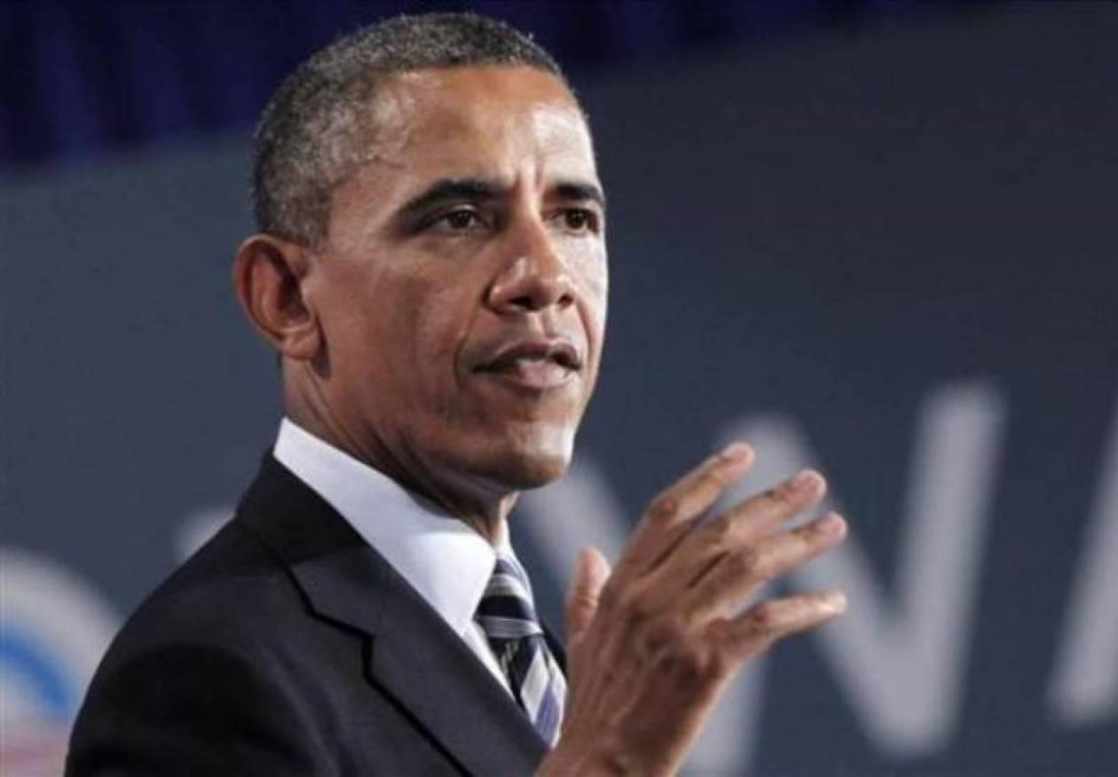 WSJ: Στη Σαουδική Αραβία τον Μάρτιο ο Ομπάμα