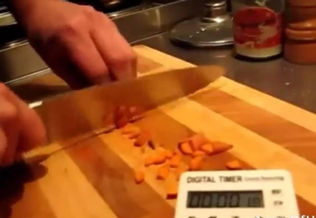 Βίντεο: Οι άρχοντες των μαχαιριών