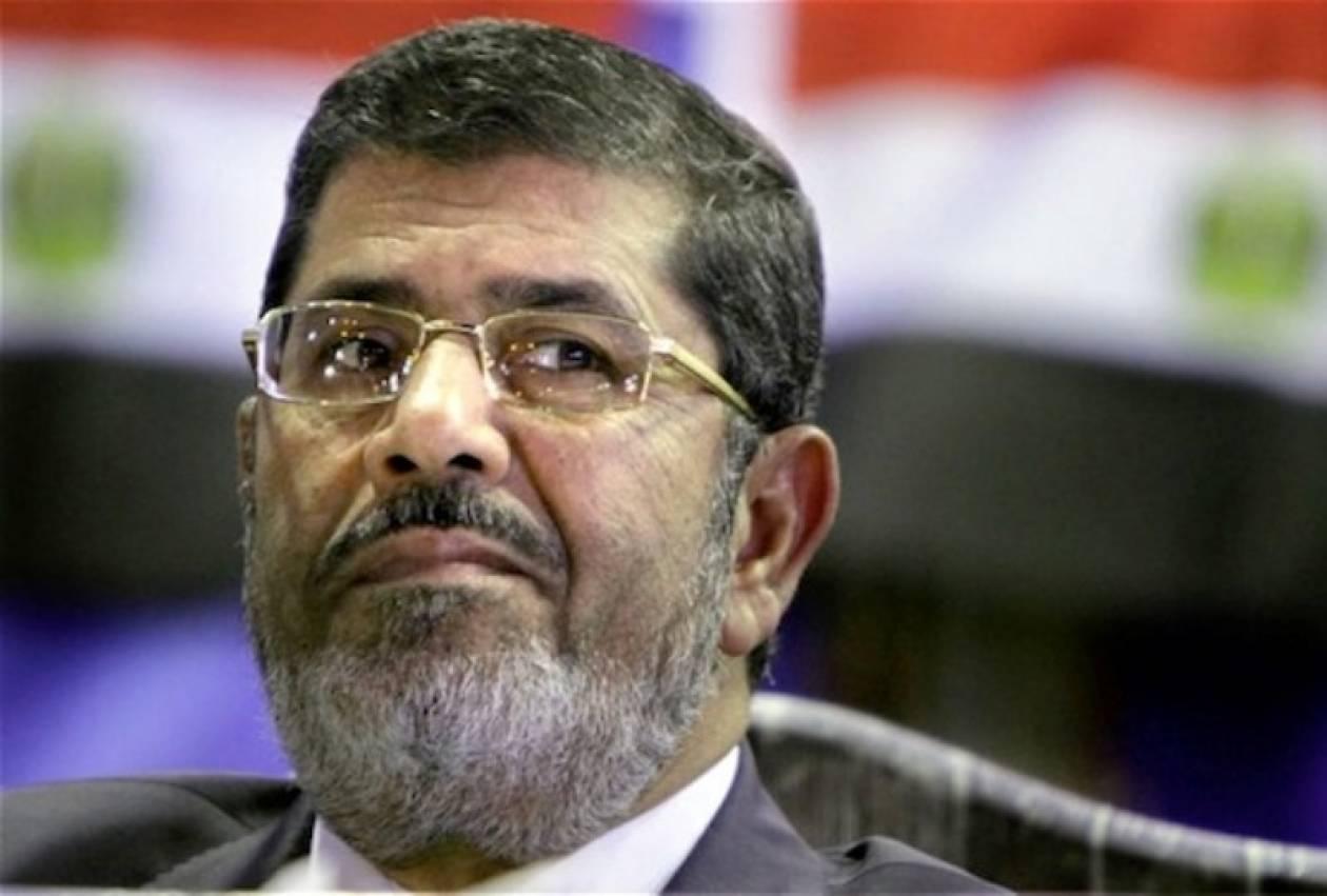 Στο εδώλιο ο Μόρσι