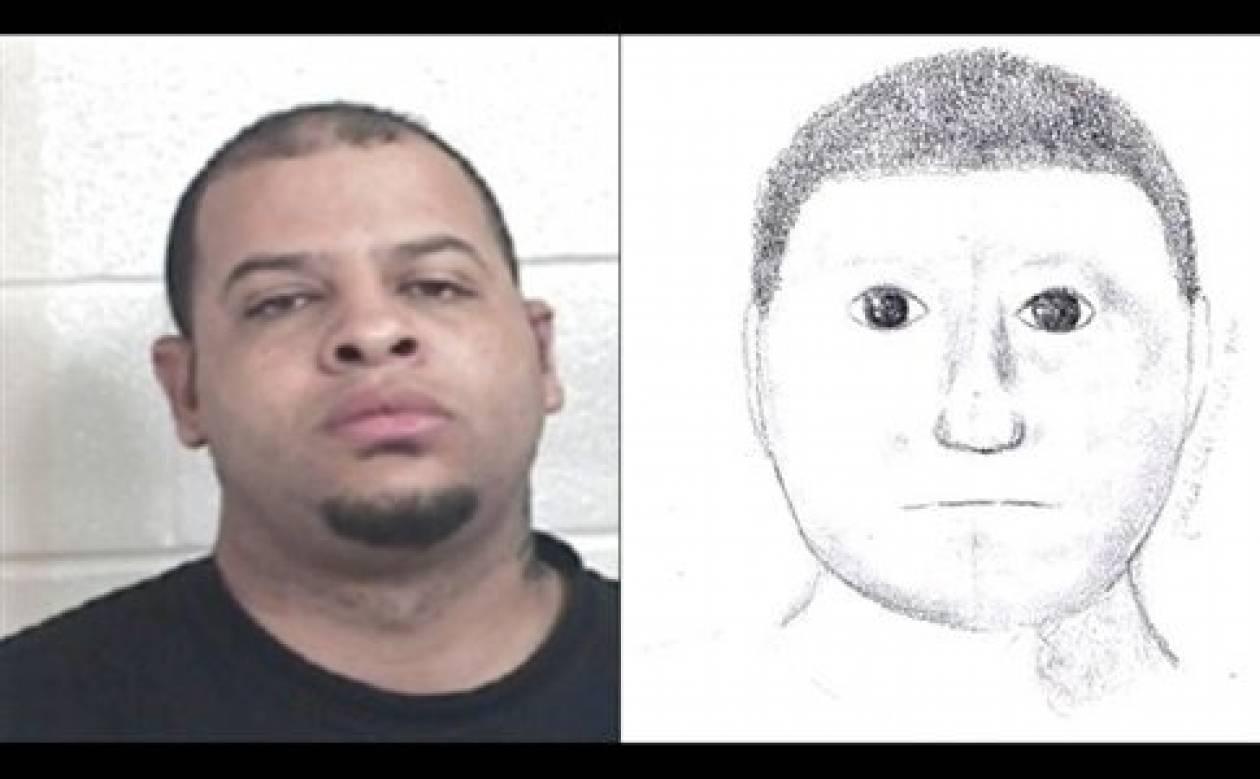 Το σκίτσο του καταζητούμενου δεν είχε καμία σχέση με τον... εγκληματία