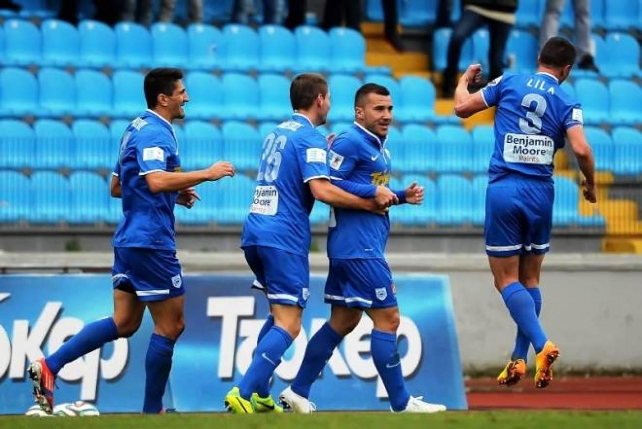 ΠΑΣ Γιάννινα-Λεβαδειακός 2-1: Τα γκολ του αγώνα (video)