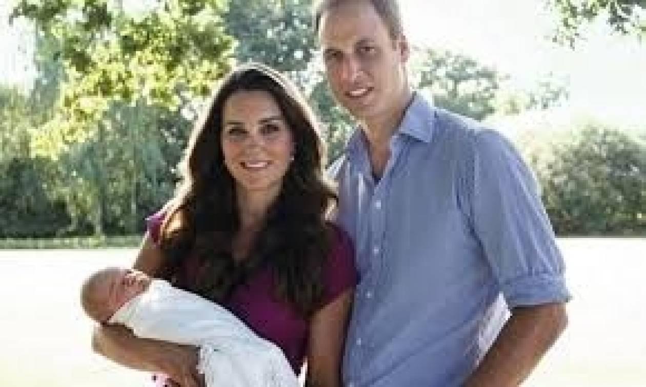 Οι πρώτες «εξωτικές» διακοπές για τον πρίγκιπα Γεώργιο