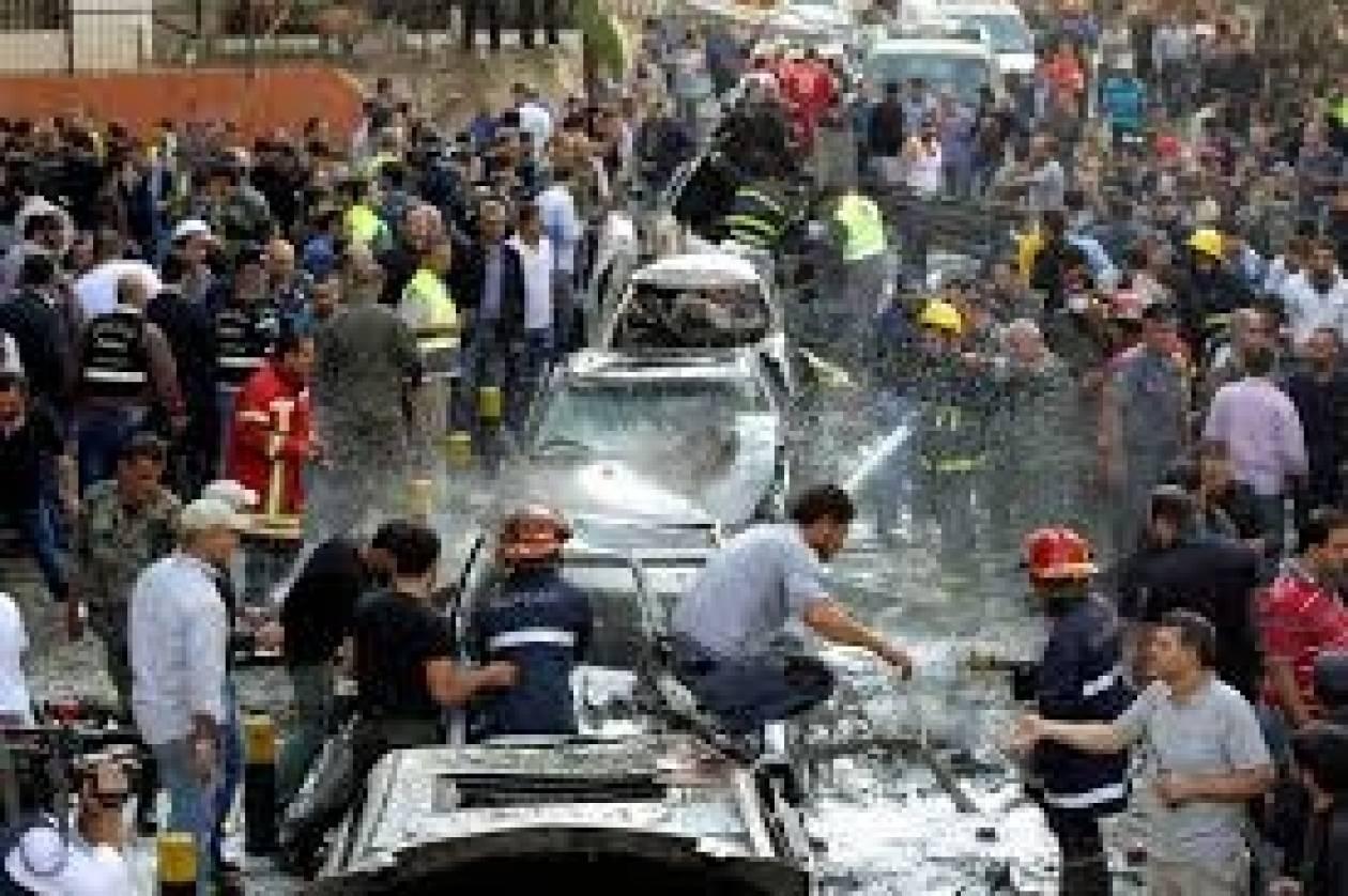 Λίβανος: Τουλάχιστον τέσσερις νεκροί από βομβιστή αυτοκτονίας