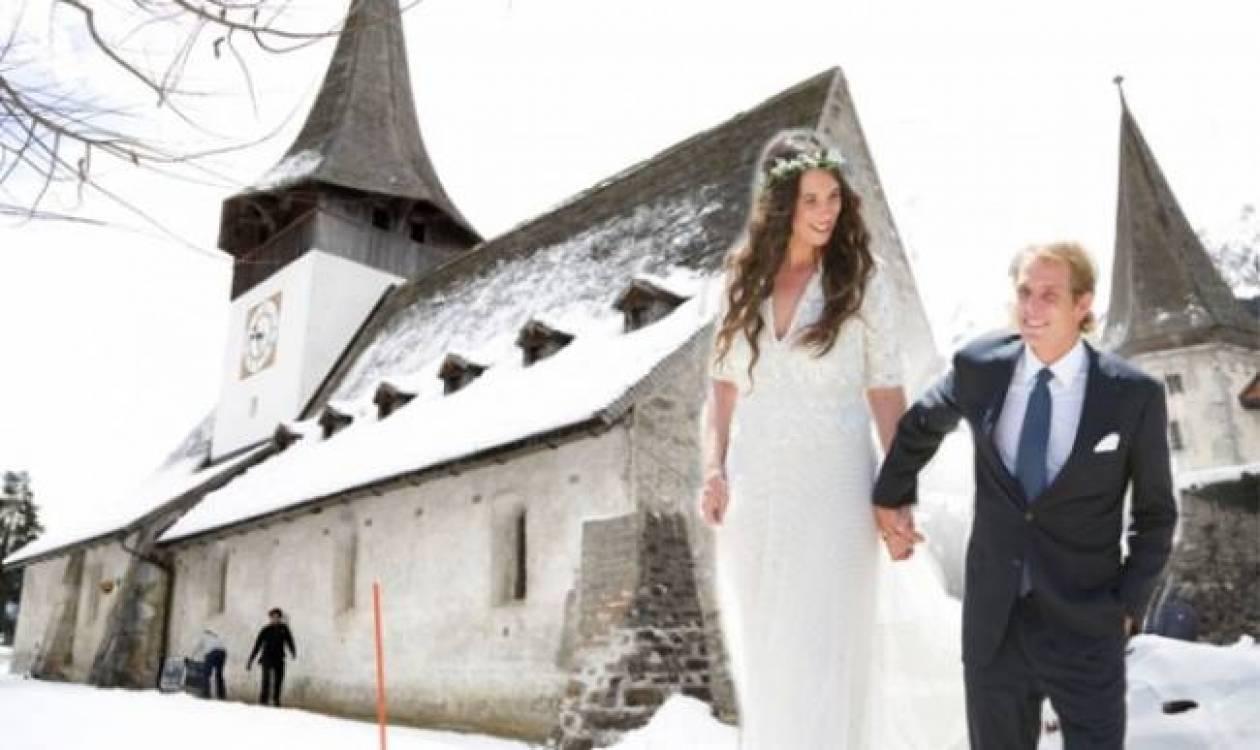 Πριγκιπικός γάμος στο Γκσταάντ!