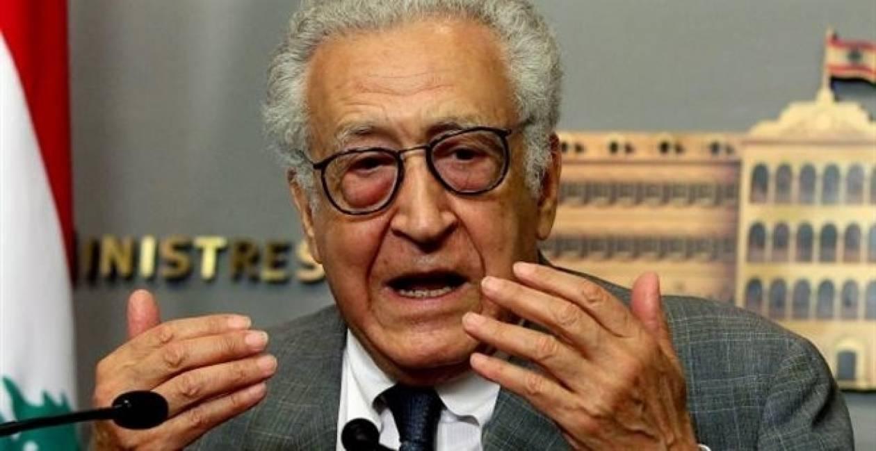 Μπραχίμι: Πίεση στη Συρία για τις ειρηνευτικές συνομιλίες