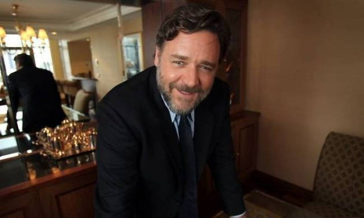 Έλληνας γράφει το σενάριο ταινίας του Ράσελ Κρόουλ!