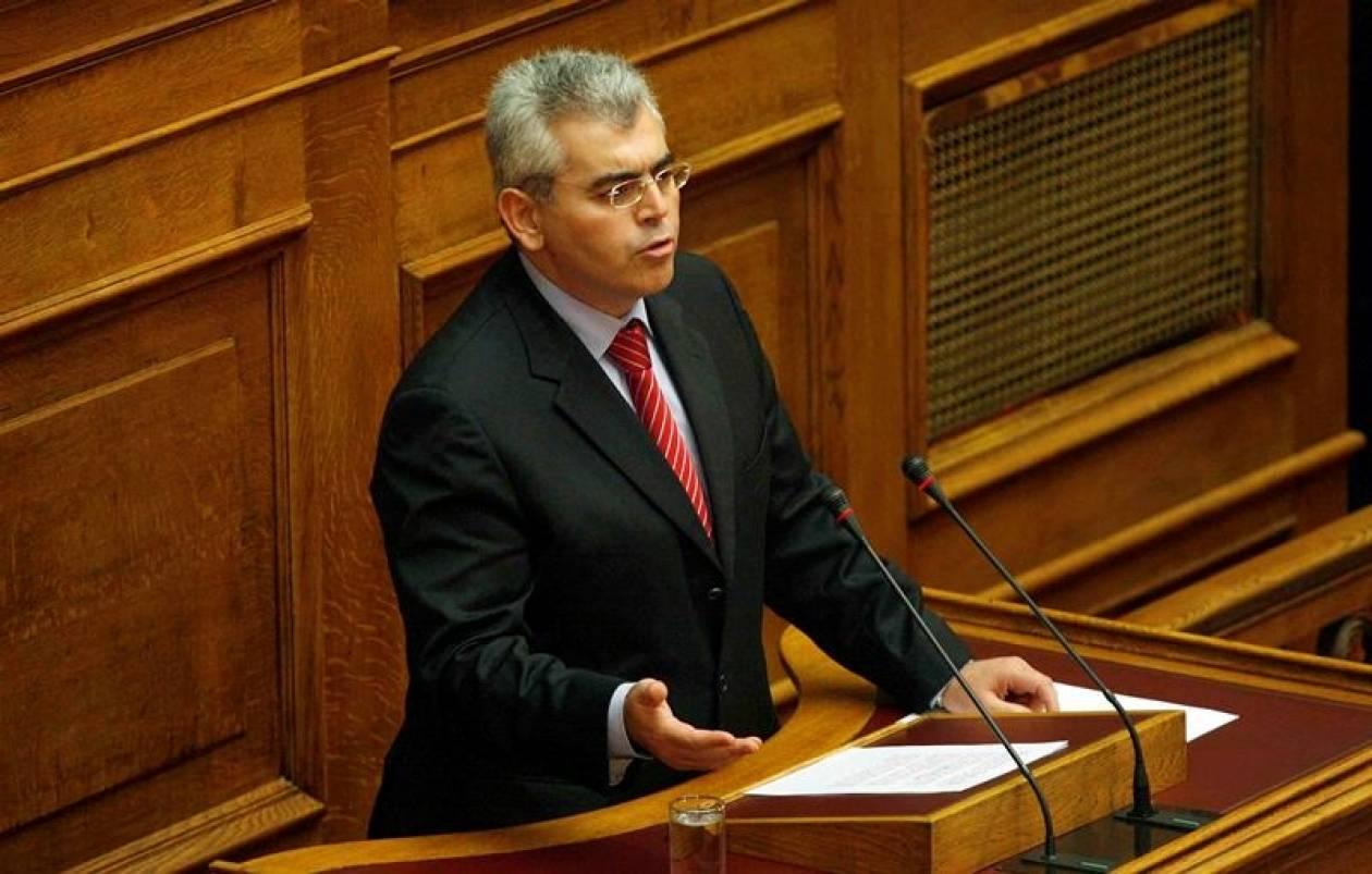 Χαρακόπουλος: Η έκθεση του ΟΟΣΑ δεν είναι οι πλάκες του Μωυσή
