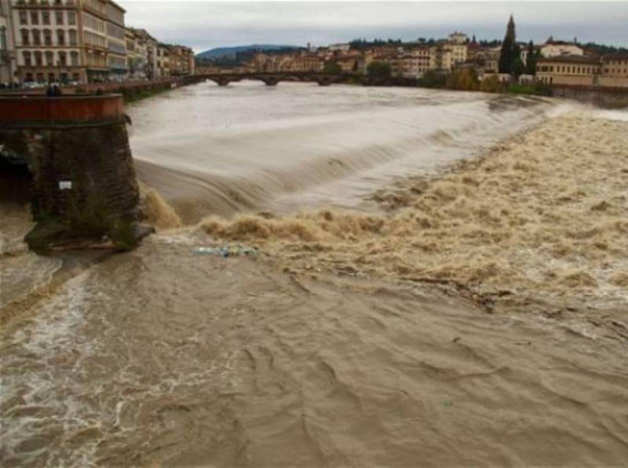 Ιταλία: Δύο γυναίκες και ένα κοριτσάκι παρασύρθηκαν από χείμαρρο