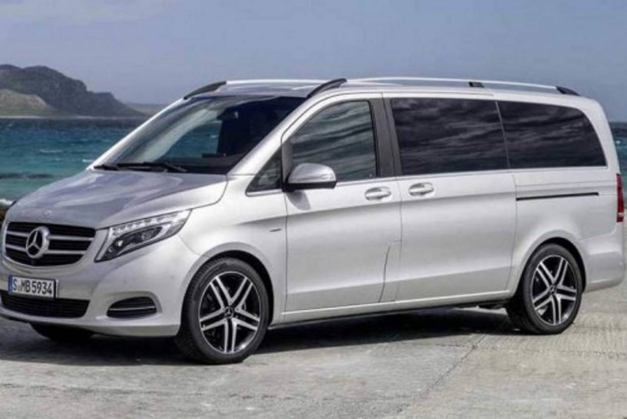 Nέα Mercedes V-Class και επίσημα
