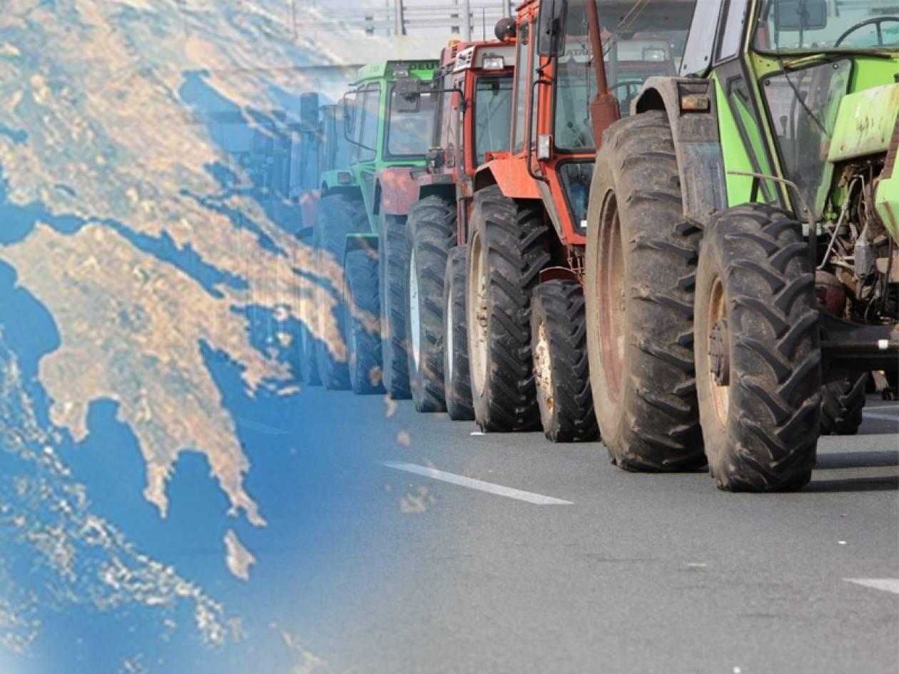 Έτοιμοι να κόψουν την Ελλάδα στα δύο οι αγρότες