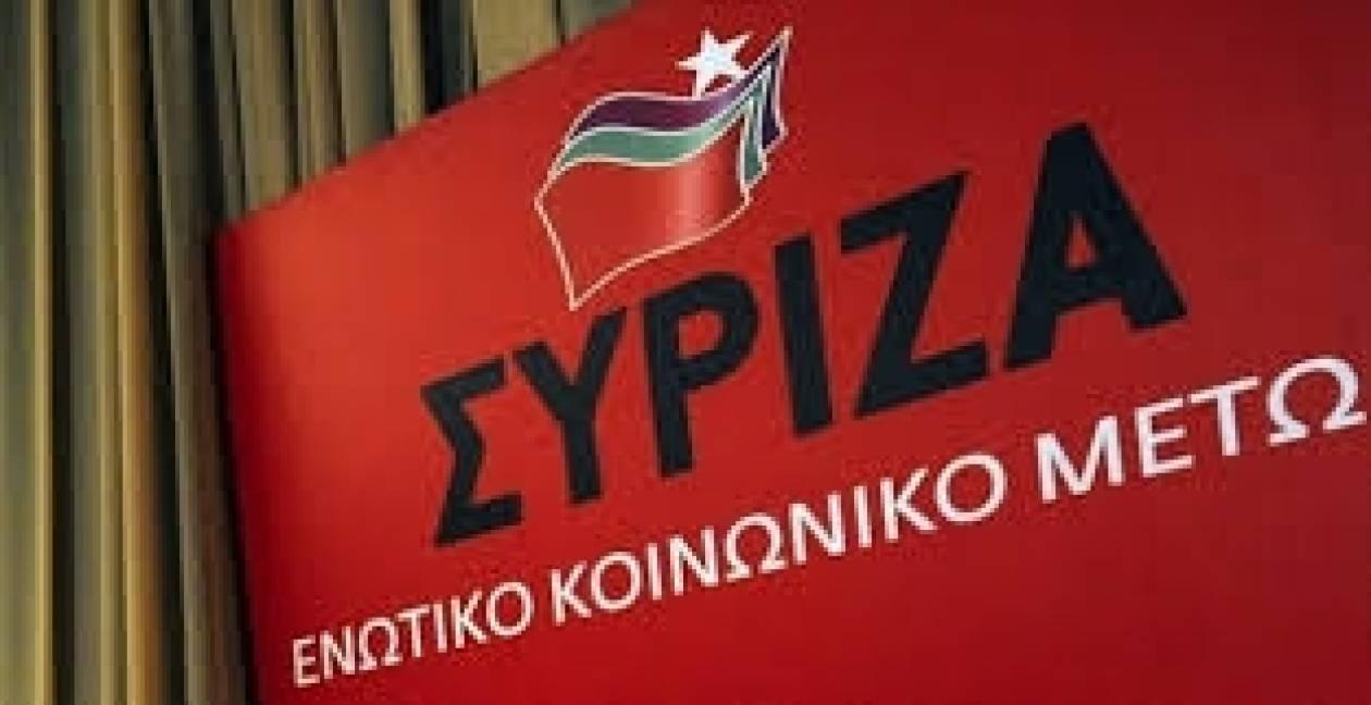 Η Κ.Ε. του ΣΥΡΙΖΑ ενέκρινε τις εισηγήσεις Τσίπρα για περιφερειάρχες
