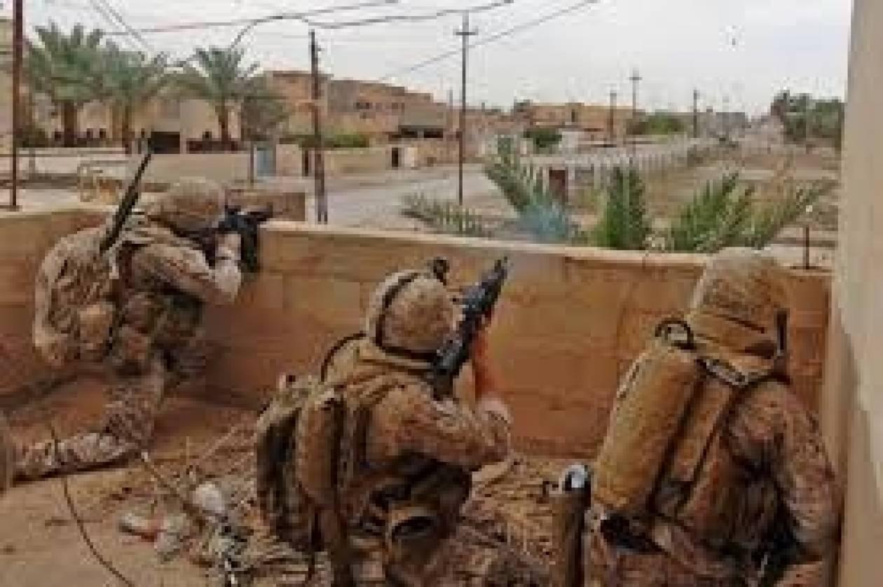 Ιράκ: Σφοδρές μάχες για την ανακατάληψη συνοικιών της Ράμαντι